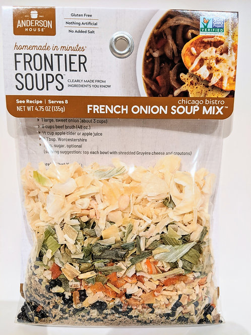 """30 minute"" French Onion Soup Mix"