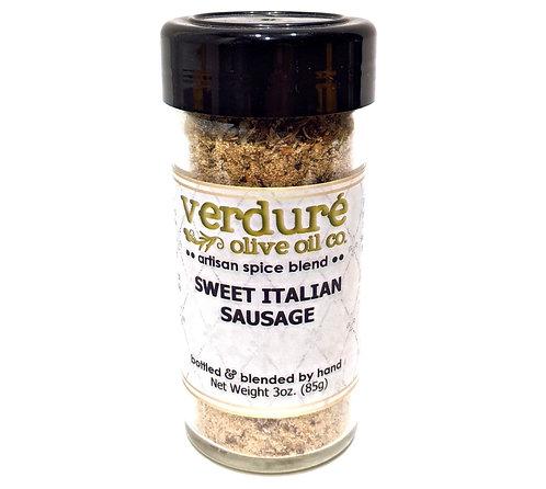 Sweet Italian Sausage - Verdure Spice Blend