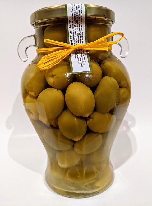 Lemon Stuffed Olives (Manzanillo)