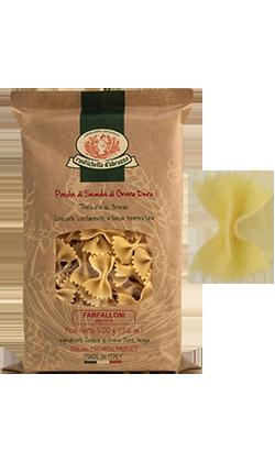 Farfalloni Pasta by Rustichella d'Abruzzo