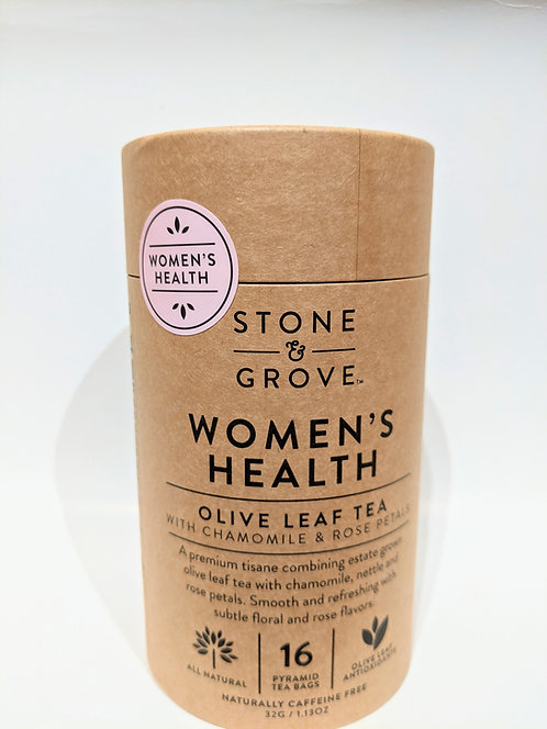 """Women's Health"" Olive Leaf Tea"