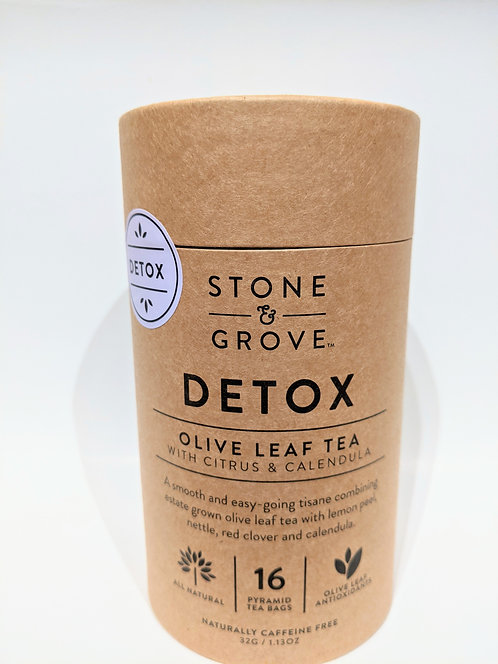 """Detox"" Olive Leaf Tea"