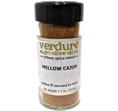 Mellow Cajun - Verdure Spice Blend