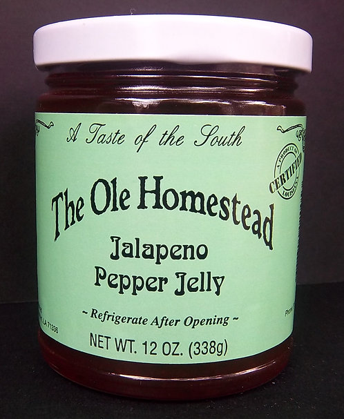 Ole Homestead Jalapeno Pepper Jelly