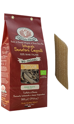 Penne Rigate (Whole Wheat) Pasta by Rustichella d'Abruzzo