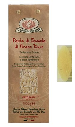 Orzo Pasta by Rustichella d'Abruzzo