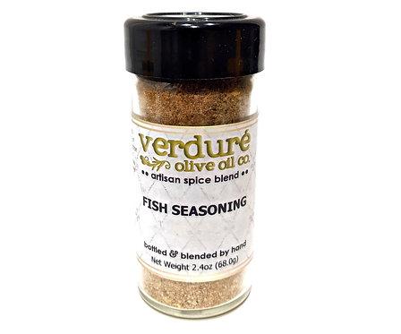 Fish Seasoning - Verdure Spice Blend