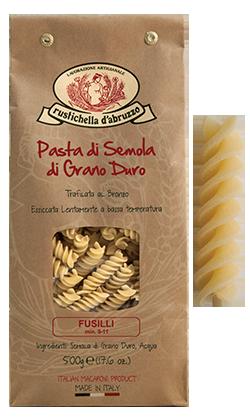 Fusilli Pasta by Rustichella d'Abruzzo