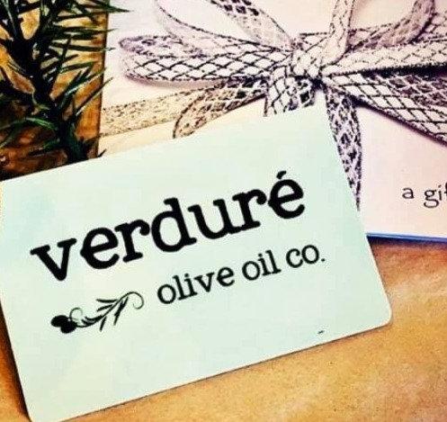 Gift Card at Verdure