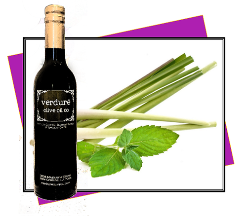 LEMONGRASS & MINT WHITE BALSAMIC