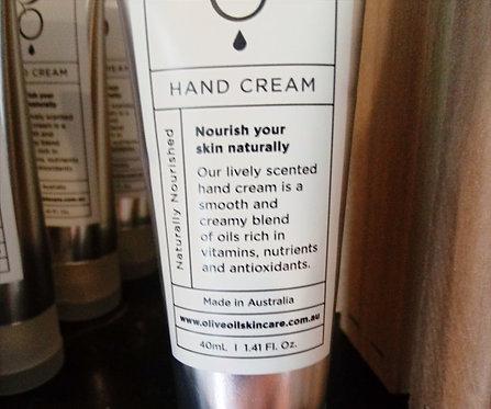 Olive Oil Hand Cream 1.41oz