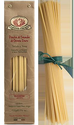Bucatini Pasta by Rustichella d'Abruzzo