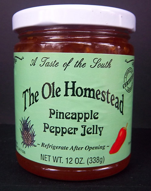 Ole Homestead Pineapple Pepper Jelly