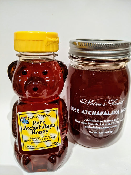 Pure Atchafalaya Honey Bear