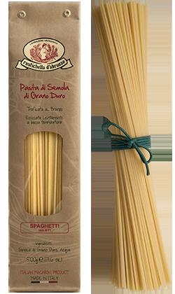 Spaghetti Pasta by Rustichella d'Abruzzo