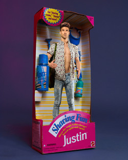 THE JUSTIN DOLL