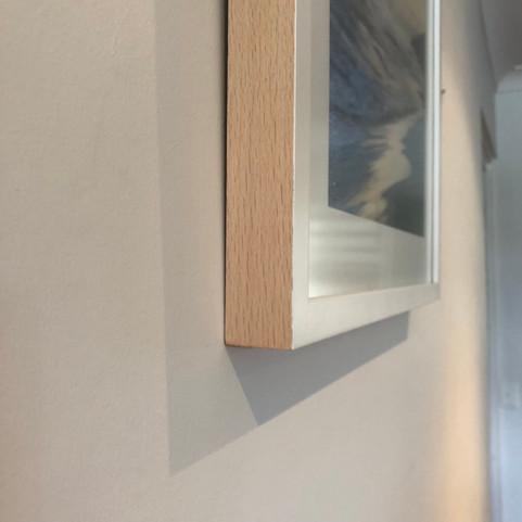 edge of frame