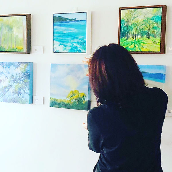 Karina Buckingham About the Artist, her story and Inspiration