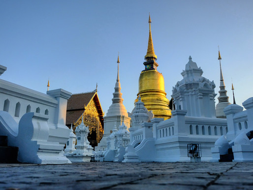 Wat Suan Dok: My favourite Temple in Chiang Mai (Stunning Photos)