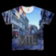 Montreal Shirt
