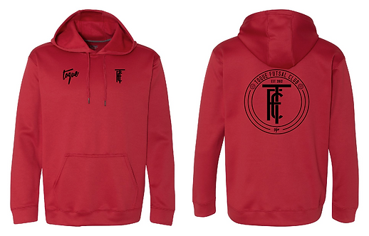 Toque F.C. - Performance Tech Hooded Sweatshirt