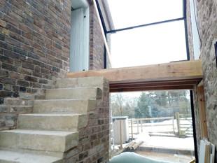 Castle home - Barn staircase  (2).jpg