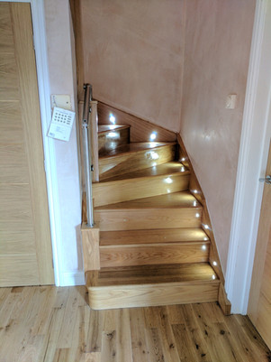 LED Stairwell 1