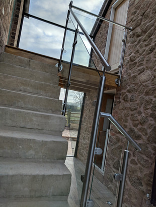 Castle home - Barn staircase  (17).jpg