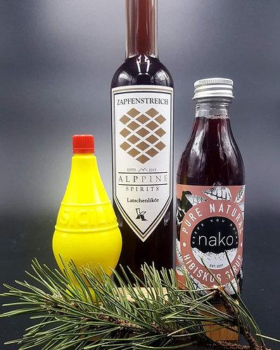 #höhenrausch Cocktail-Set