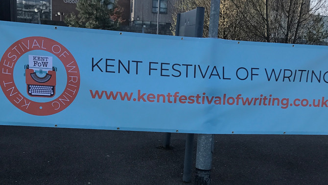 Kent  Festival of Writing