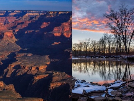 Our Own Grand Canyon?