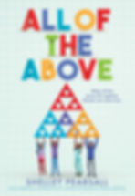 All of the Above by Shelley Pearsall