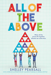 Allof the Above by Shelley Pearsall