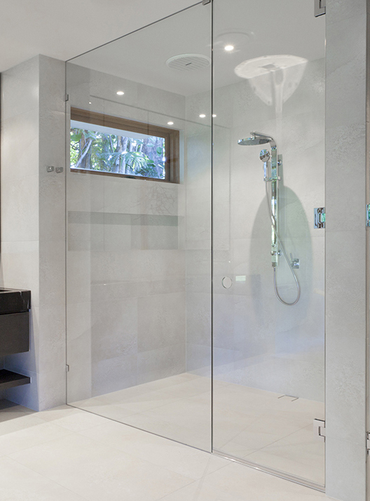 Custom Walk-in Showers