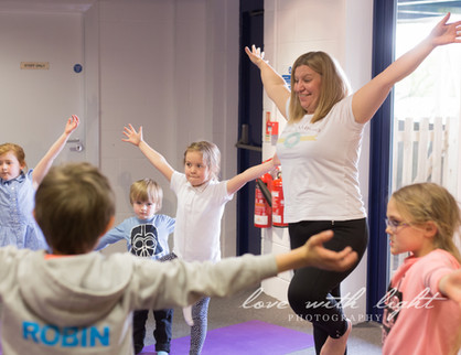 yoga for schools