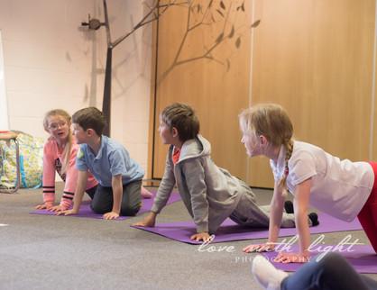 kid yoga lincoln
