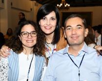 Dra Cristina Hidalgo  y Dra. Jocelyne Kohn SOPANOP Oculoplastica Sin Fronteras