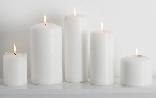 Reiki Healing Candle
