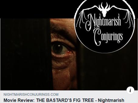 Crítica de Megan Millisky para Nightmarish Conjurings