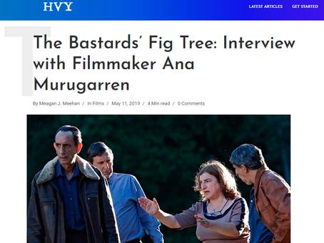 Entrevista de Meagan J. Meehan tras el estreno en salas de cine en EEUU de 'The Bastards Fig Tree'
