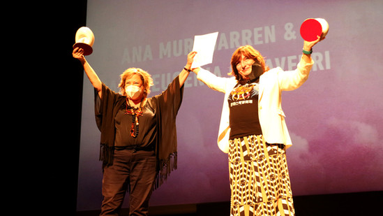 Ana Murugarren Mikeldi de Honor 2021