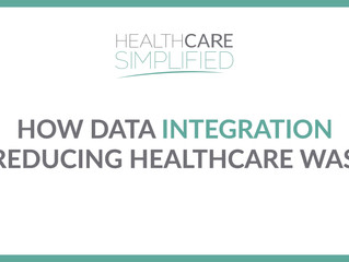 How Data Integration Is Reducing Healthcare Waste