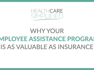Why Your Employee Assistance Program Is As Valuable As Insurance