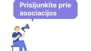 Kviečiame prisijungti prie asociacijos Demencija Lietuvoje