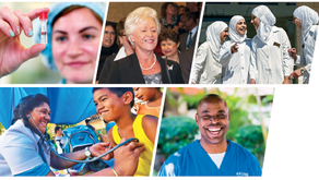 Pasaulio slaugos 2020 m. ataskaita