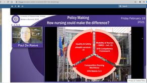 Europos slaugos mokslo akademijos konferencija