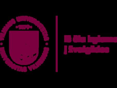 Vilniaus universitete startuoja slaugos programos