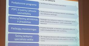 2020-10-08 Kaune vyko LSMU projekto pristatymas