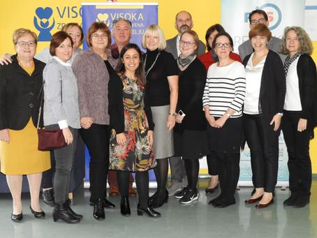 Erasmus+ projektas slaugos praktinio mokymo kokybei gerinti