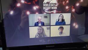 Konferencijos, skirtos Pasaulinei oraus darbo dienai, apžvalga